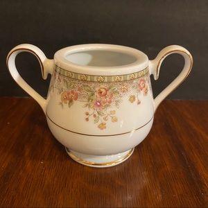 Noritake Morning Jewel Sugar Bowl